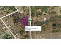 Commercial lot at top of hill w/ 650 ft. of frontage &