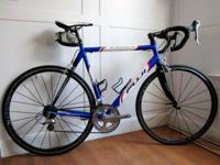 "2004 FUJI ""Professional"" road bike for sale.  58cm"