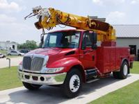 FREE DELIVERY!! Altec D945-BR - 45' Sheave Height,