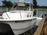 2005 Pro Sports 2860 PROKAT WALKAROUND OFF-SHORE