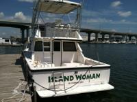 Wow! What a Sport Fish boat located in Pensacola,
