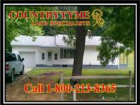 Recently Renovated 1040 Sqft 2 Bed/1 Bath Home on 6.454