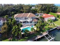 Longboat Key Estates! A small community of 45 homes