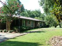 RS367 - Spacious brick home on 13 +/- acres of level