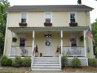 Very pretty country Colonial offering 3 beds, formal