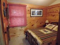 Cozy 2 Bedroom fully-furnished LAKEFRONT Cabin For Rent