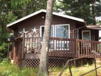 Comfy 2 Bedroom fully-furnished LAKEFRONT Cabin For