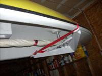 Snark Sunflower Sailboat 3.3 Like New..Pre-owned about