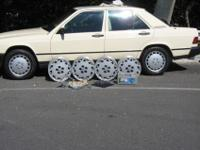 *Rare OEM 1986 Toyota Supra Wheels(4), no longer