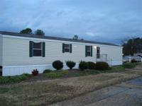 why rent? own from $399 month plus lot rent !!  new