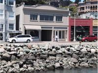 Sausalito's premier boutique Class-A equivalent Office