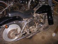 Up for sale is a 1976 Harley Davidson. This Harley is