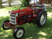Mccormick Farmall Cub 1958 International Harvester