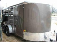 New Just arrived 2013 Delta 16 500ES Horse Stock