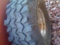 I have 5 TSL Swampers, 38.5x16x15. 15 rim size. 4 are