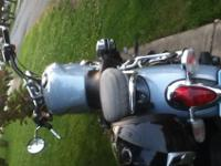 I have a 2001 BMW R1200C up for sale. It is a cruising