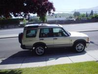 Hi All I have for sale a 2002 Land Rover Discovery II