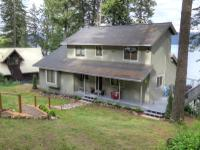 Coeur d'Alene Lake, Crescent Bay, 100' frontage, 5