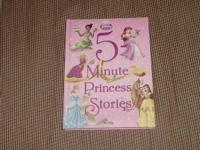 Disney's 5 Minute Princess Stories, published in 2011,