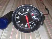 I have a automator 5 inch tach with shift light in mint