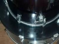 I have a 5 piece drum set for sale with evan's heads.