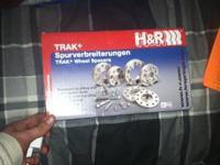 Up for sale are my 5mm 5x100 spacers. They have been