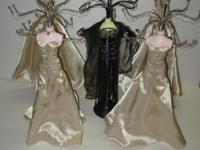 Pre-owned 5pc Jewelry Mannequins  Repair, Redesign, and