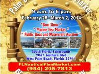 Don't miss the Palm Beach Marine Flea Market and