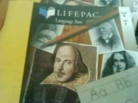 I have a set of 5th grade Lifepac Homeschool books for