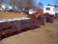 Trailer has good tires and brakes and has pentle air