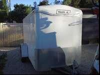 05' haulmark enclosed trailer in great condition. Great