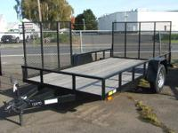Manufatured by Continental Cargo Ramp 1 foot railing