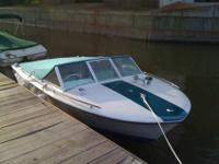 1972 Chris Craft Lancer runabout, meticulously