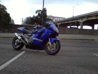 02 Kawasaki ZX12RClean clean title in my name 1200cc