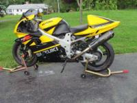 I'm listing my 2003 TL1000R which is no longer made and
