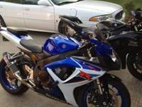 Here is a beautiful 2007 gsxr 600. It needs nothing and
