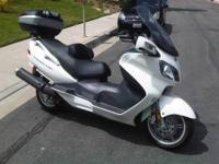 Im selling my '09 Suzuki Burgman 650 for $6000 or best