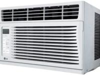 Brand New 6,000 BTU Window Air Conditioner with 11.5