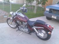 FOR SALE!!!!! 06 HONDA VTX1300In great condition. No