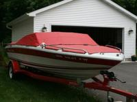 1991 Four Winns 170 Freedom ? 18.5 Ft. Overall Length ?