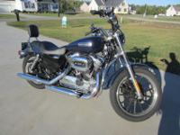 2008 HARLEY DAVIDSON SPORTSTER 1200 XL Low! This bike