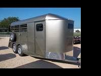 New 3 Horse Trailer in the Rio Grande Valley Tx with