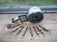 auto light glow plugs $40.00// good tach $40.00 all was