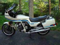 Superb condition - 25,zero miles Original Pearl White