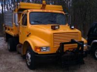 1990 International Dump Truck Under CDLThis is just a