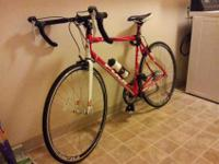 2011 Fuji Newest 3.0 Road Bike. I bought the bike a few