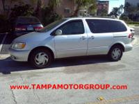 2002 Toyota Sienna LE with Symphony Package -- Power