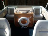 I have a great 1996 Sylvan V196 Barritz Bowrider and