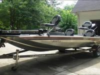 2007 16 FT 3 Inches Pro Team 170 Bass Tracker Boat 40