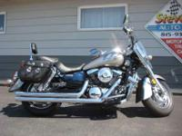 WWW.STEVENSONAUTOSALES.COM This bike is in absolutely